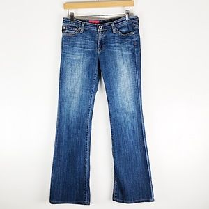 Ag Adriano Goldschmied Jeans - Adriano Goldschmied the Angel Bootcut Jeans 28R